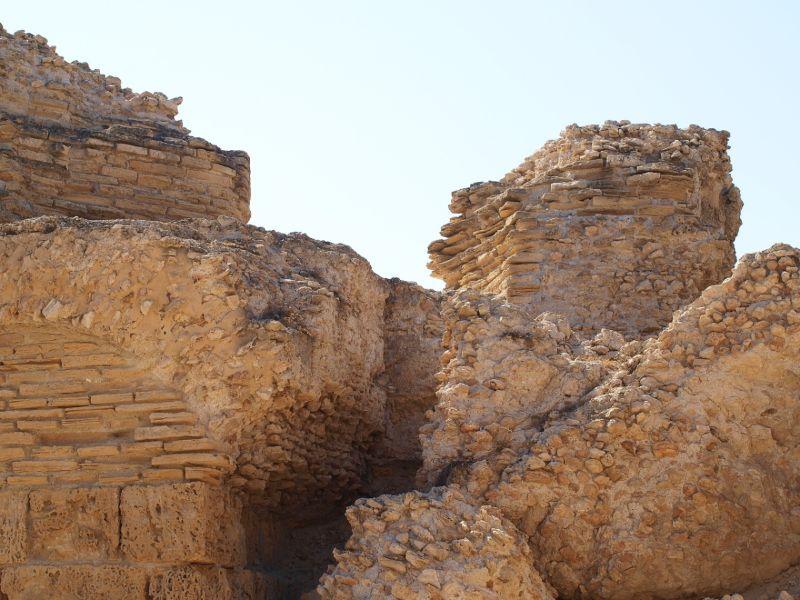 Archäologische Funde im zerstörten Karthago