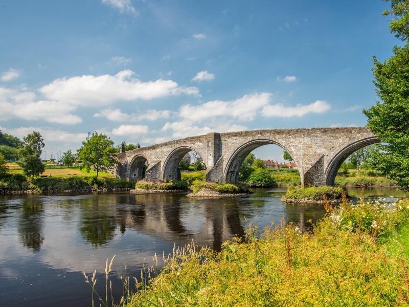 Die Brücke von Stirling