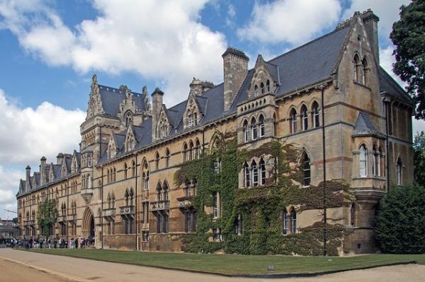 Meadow Gebäude der University of Oxford