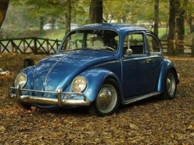 VW Käfer - Symbol des deutschen Wirtschaftswunders