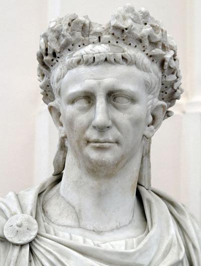 Kaiser Claudius Büste