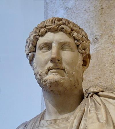 Kaiser Hadrian Büste