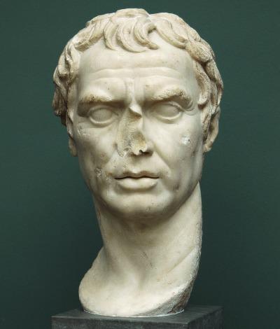 Büste von Scipio