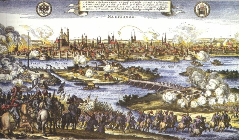 Belagerung von Magdeburg