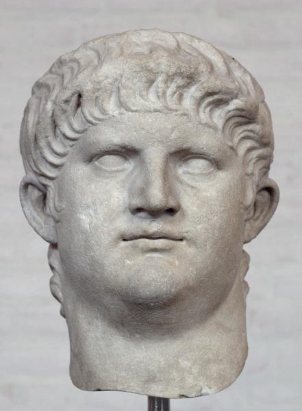 Kaiser Nero Büste