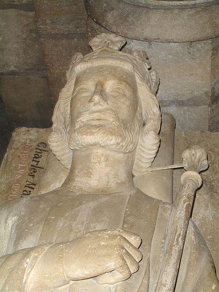 Grabmal Karl Martell