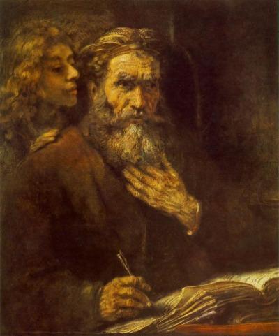 Apostel Evangelist Matthäus