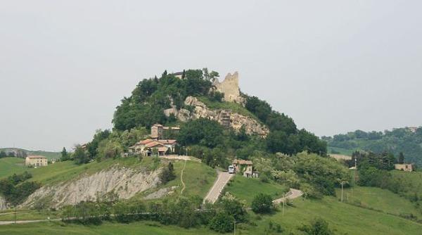 Burg von Canossa