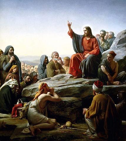 Jesus von Nazareth Bergpredigt