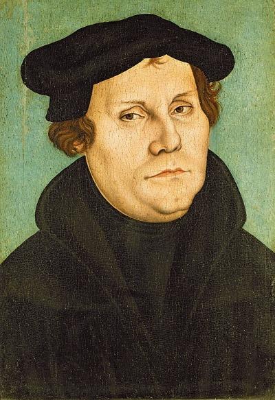 Martin Luther Porträt