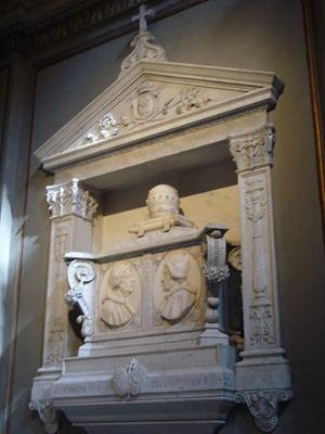 Papst Alexander VI. Grabmal