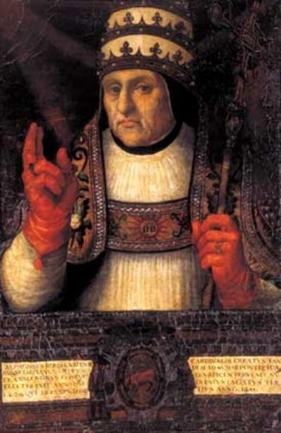 Papst Calixtus III.