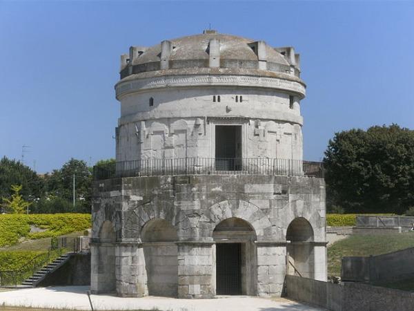 Theoderich der Große Mausoleum
