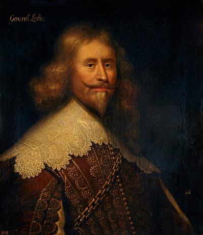 Alexander Leslie Porträt