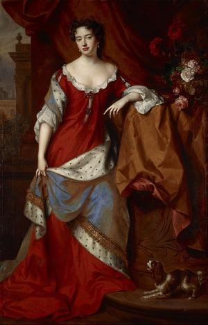 Anne Stuart Gemälde