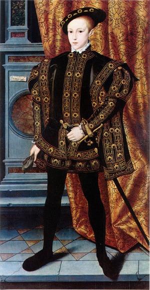 Eduard VI. Tudor