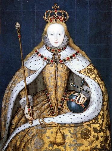 Krönung Elisabeth I.