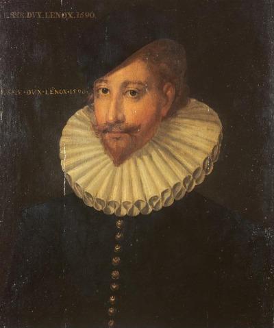 Esmé Stewart, 1. Duke of Lennox, Porträt