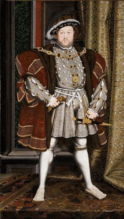 Heinrich VIII. Tudor