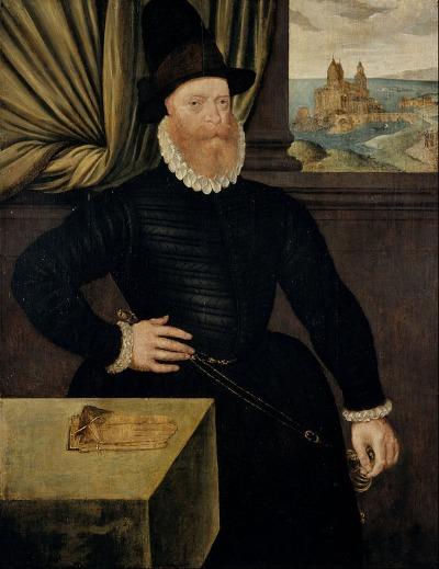 James Douglas, 4. Earl of Morton Porträt