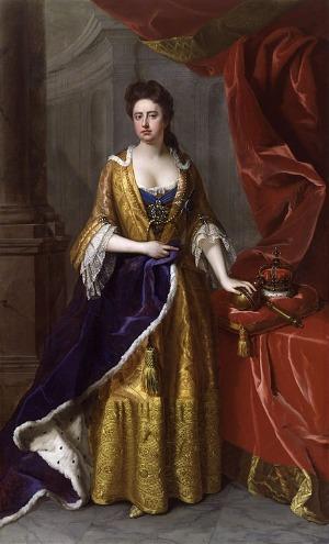 Königin Anne Stuart von England