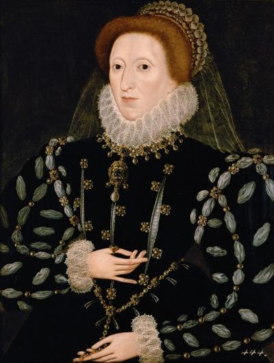 Königin Elisabeth I. von England