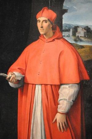 Kardinal Alessandro Farnese