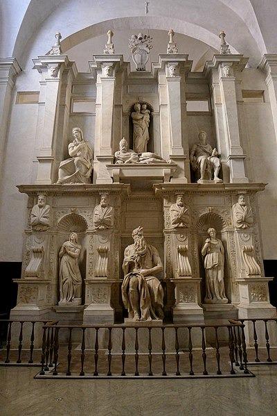 Papst Julius II. Grabmal