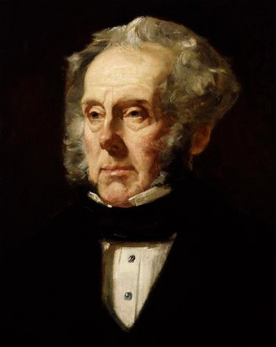 Lord Palmerston Porträt