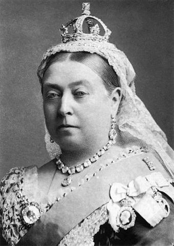 Foto von Königin Victoria