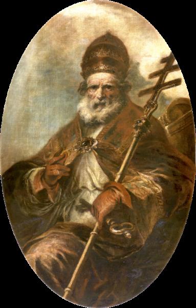 Leo I. der Große Porträt