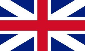 Union Jack von 1707 bis 1801