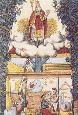 Bischof Arnulf von Metz