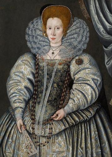 Elizabeth Throckmorton