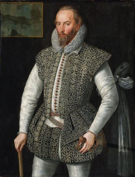Sir Walter Raleigh 1598