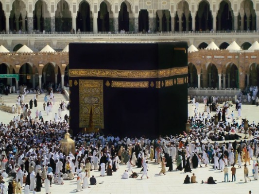 Foto Kaaba Mekka