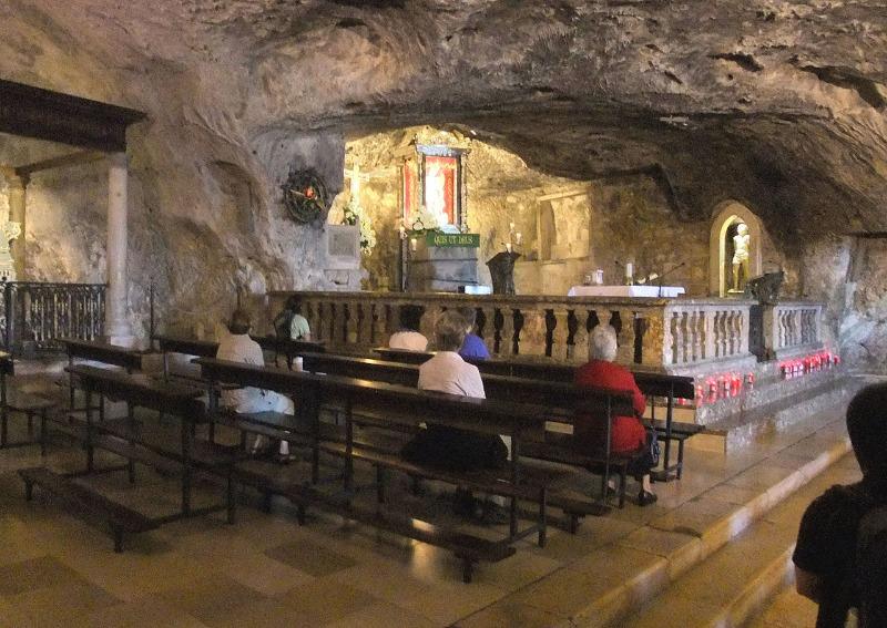 San Michele Grotte