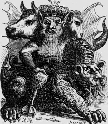 Dämon Aschmedai