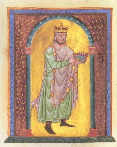Kaiser Heinrich II. der Heilige
