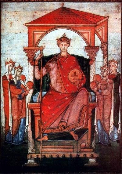 Kaiser Otto II.
