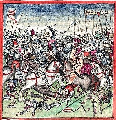 Schlacht auf dem Lechfeld