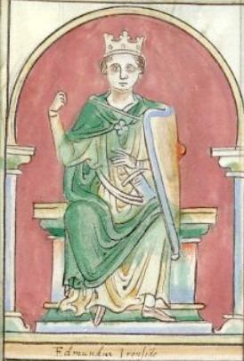 König Edmund II. Ironside