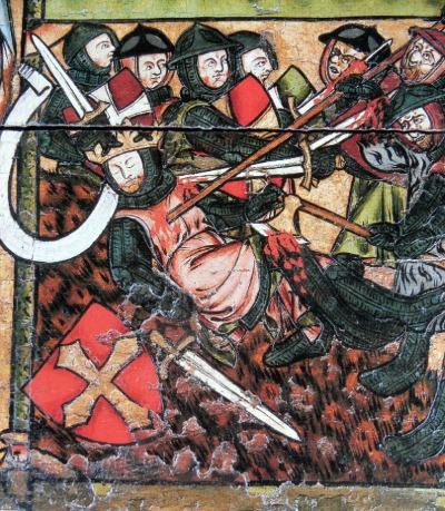 Olav der Heilige Tod