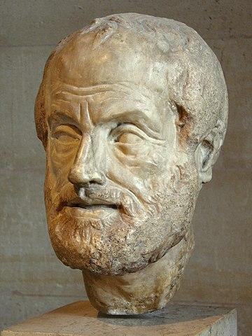 Aristoteles Büste
