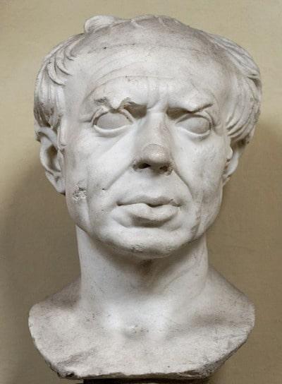 Gaius Marius Büste