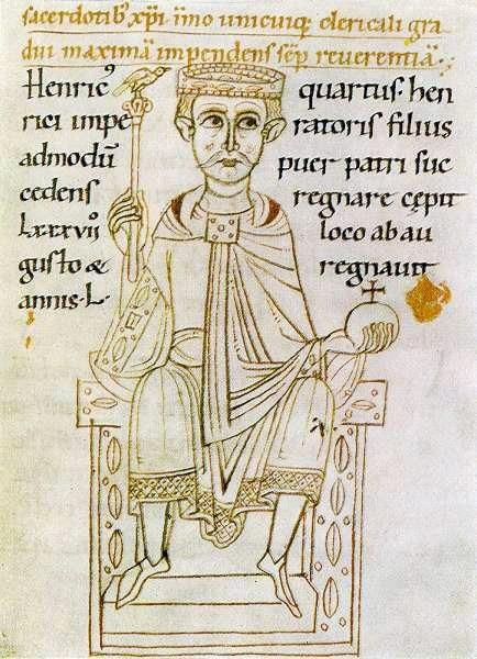 Kaiser Heinrich IV.
