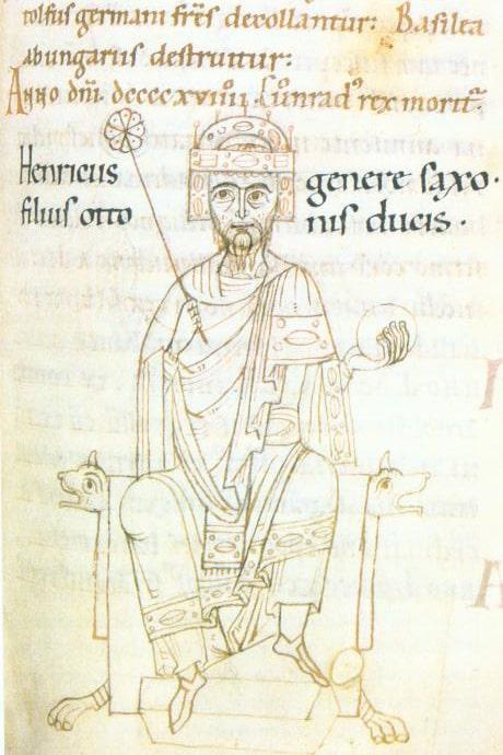 König Heinrich I.