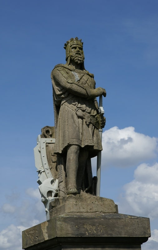 König Robert I. von Schottland