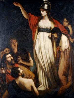 Königin Boudicca