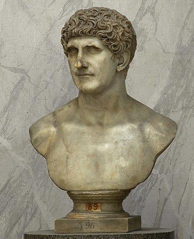 Markus Antonius Büste